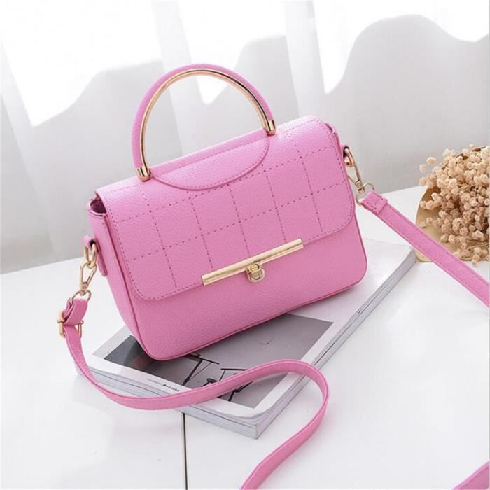 Sacoche Femme rose 2018 sac cabas femme de marque