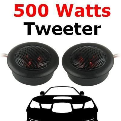 pack hauts parleurs 500w mini dome tweeter voiture haut parleur voiture avis et prix pas cher. Black Bedroom Furniture Sets. Home Design Ideas