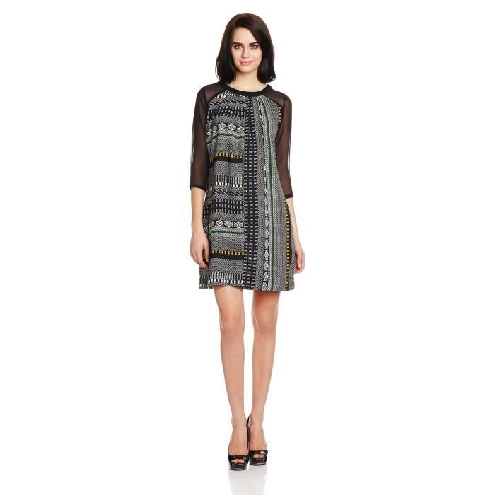 Womens Shift Dress G4HTV Taille-34