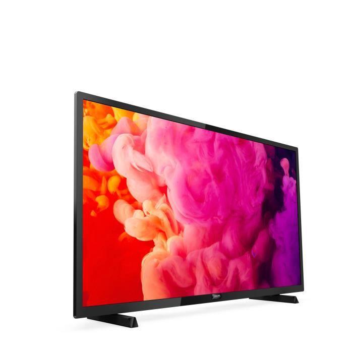 23.6 , 1366 x 768 Pixels, HD, 5 Ms, 250 CD//m/², Noir LG 24TK410V-PZ TV T/él/évision 23.6 HD Noir Plat /Écran Plat de PC 59,9 cm /Écrans Plats de PC