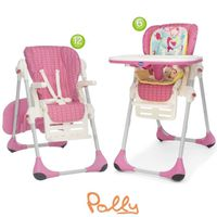 CHICCO Chaise Haute Polly 2 In 1 Marine