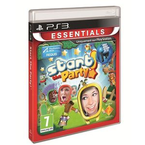 JEU PS3 Start The Party! Essential Jeu PS3