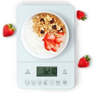 BALANCE ÉLECTRONIQUE Aigostar Calorie - Balance de cuisine numérique en