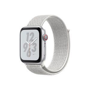 MONTRE CONNECTÉE Apple Watch Nike+ Series 4 (GPS) 40 mm aluminium a