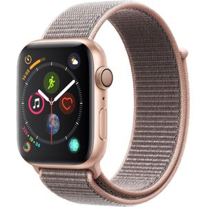 MONTRE CONNECTÉE Apple Watch Series 4 GPS, 44mm Boîtier en aluminiu