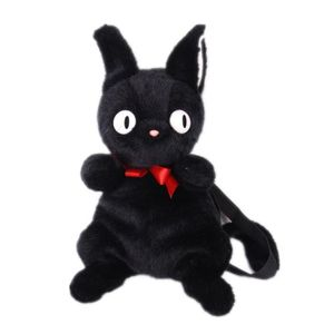 PELUCHE 65cm / 26inches Service de de Kiki Grand Black Cat