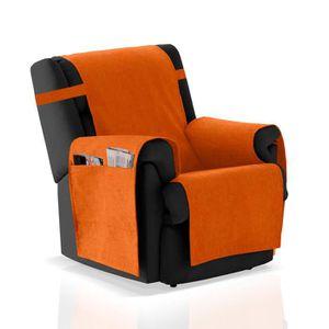 HOUSSE DE FAUTEUIL Couvre-fauteuil Bernia, Taille 1 place (55cm), Cou