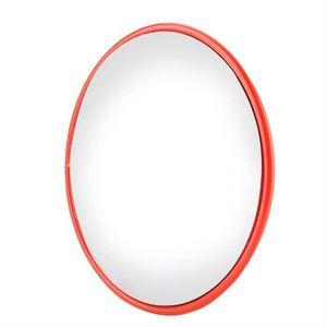 MIROIR DE SÉCURITÉ 45cm Miroir Convexe de Sécurité