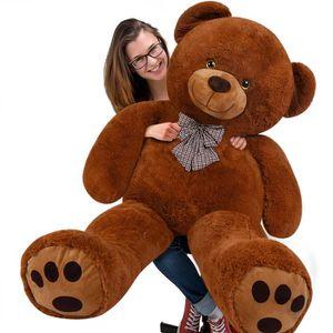 PELUCHE DEUBA| Grand nounours géant XXL Teddy Bear - Ours