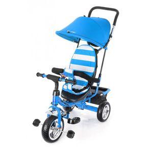 DRAISIENNE Kidz Motion Poussette Tricycle Pour Enfant (Jusqu'