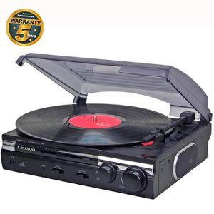 PLATINE VINYLE Lauson CL 145 Platine Vinyle USB | Convertisseur V