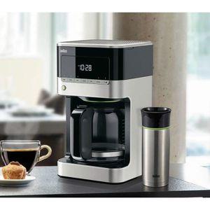 CAFETIÈRE cafetière électrique programmable pour 12 tasses 1
