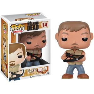 FIGURINE DE JEU Figurine Funko Pop! The Walking Dead: Daryl Dixon