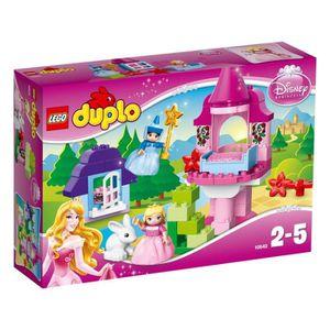 ASSEMBLAGE CONSTRUCTION LEGO® DUPLO 10542 Belle au Bois Dormant et sa Fée