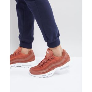 new styles 77f03 d6cad BASKET Nike Air Max 95 Premium SE - Baskets - Orange 9244 ...