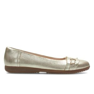 Loafers Women's Island I60H7 And Taille Leather 2 Clarks 1 Moccasins Feya 37 dIwqOfnFT