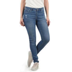 JEANS Pantalons Jeans Adriana femme Stretch-Coupe décont 705570be97f2