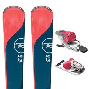SKI ROSSIGNOL Temptation 80 Ski + Xpress W10 B83 Fixat