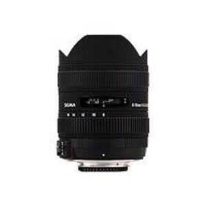 OBJECTIF Sigma 8-16mm F4.5-5.6 DC HSM (Canon)