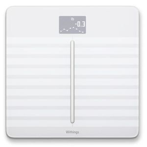 PÈSE-PERSONNE WITHINGS Body Cardio – Balance connectée - Blanc