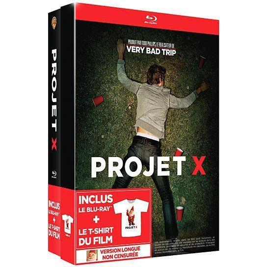 Blu-Ray Projet x