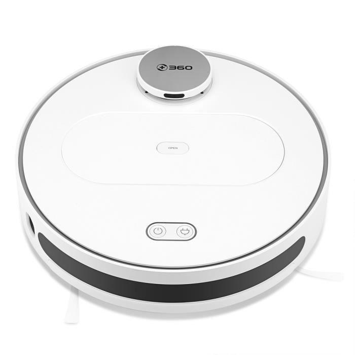 360 S6 Aspirateur Robot Nettoyeur Télécommandé