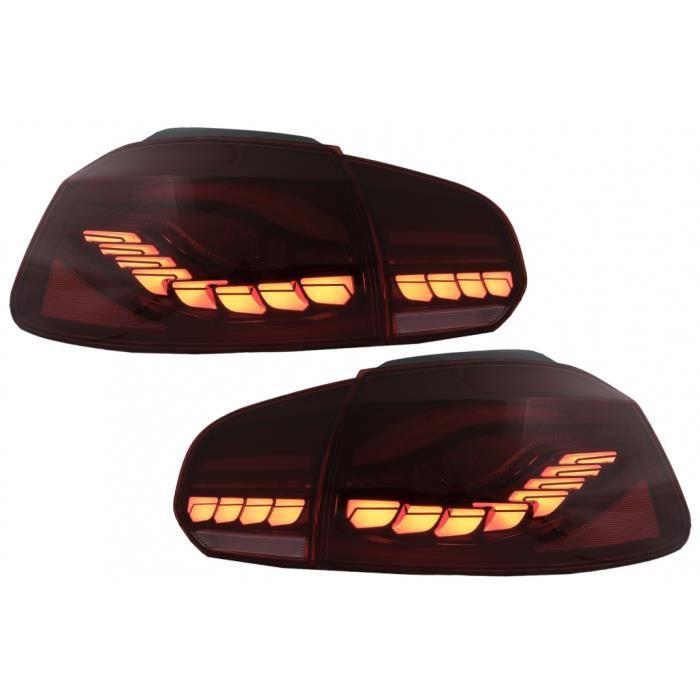 Feux Full LED pour VW Golf 6 VI 08-13 Séquentielle Dynamique LHD RHD