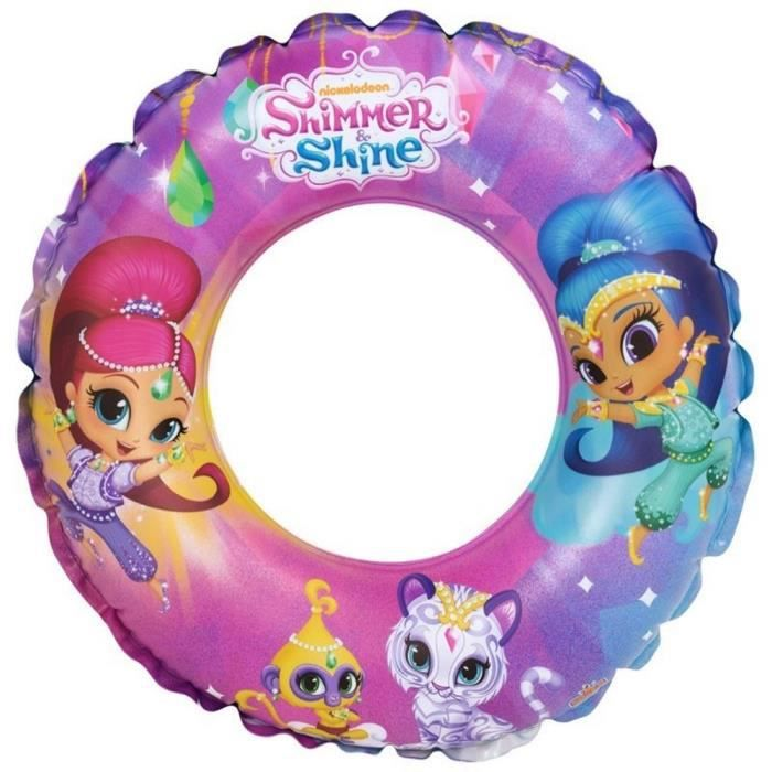 1 BOUEE SHIMMER AND SHINE 50 CM 3 A 5 ANS PISCINE PLAGE