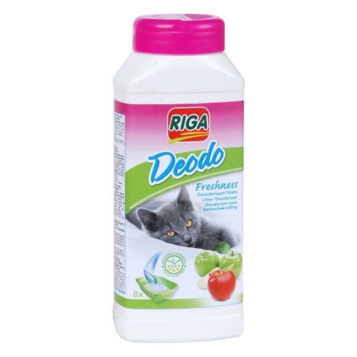 RIGA déodolitière pomme CHATS