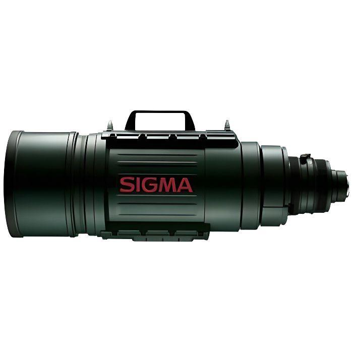 Sigma 200-500 F:2.8 DG APO EX Monture Canon