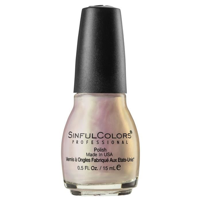 SINFUL Vernis à ongles n°858 You Just Wait - 15 ml