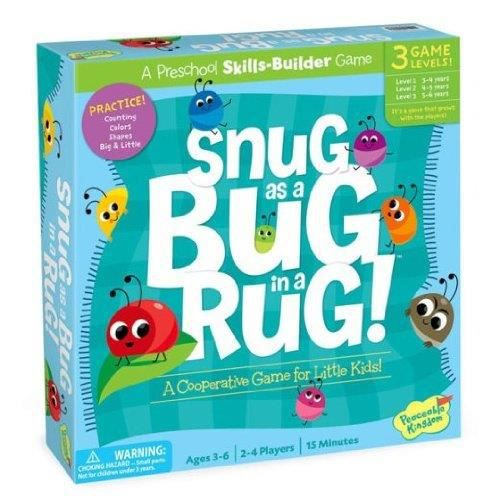 Rug Cooperative Game For Little Kids