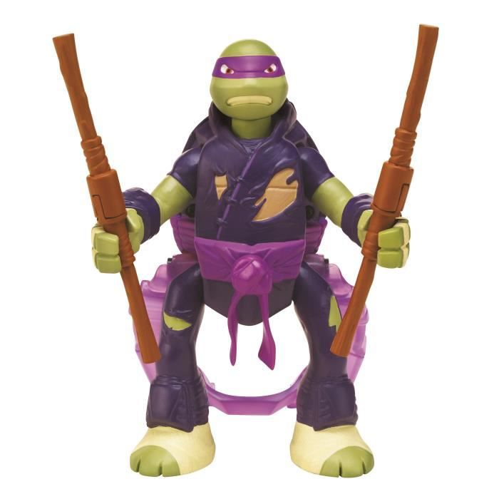Figurine personnage tortue ninja - Tortues ninja donatello ...