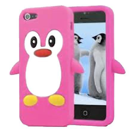 coque pingouin iphone 4 4s
