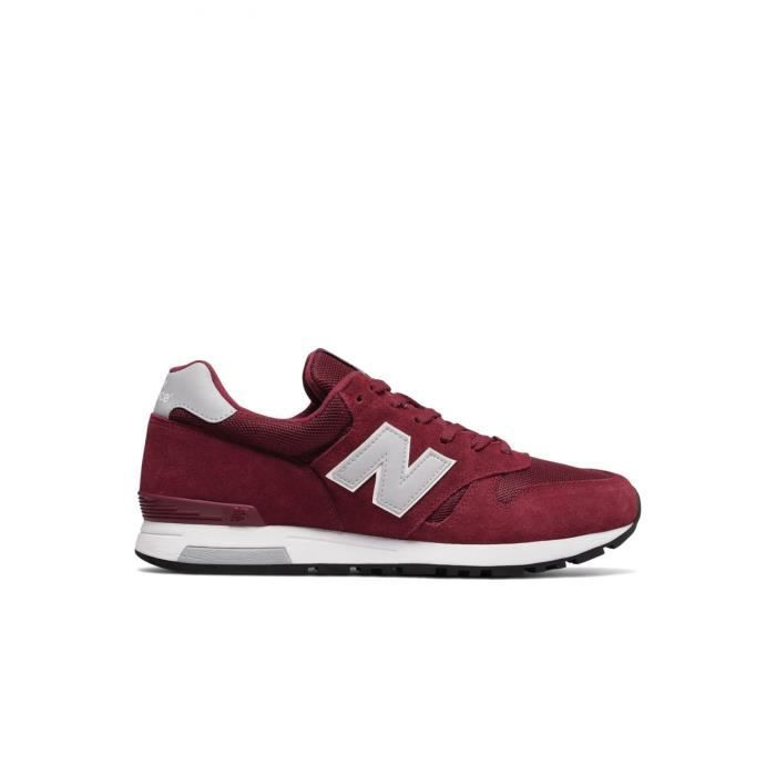 Baskets En Cuir Suédé Ml565srg- New Balance PLo3bDz3