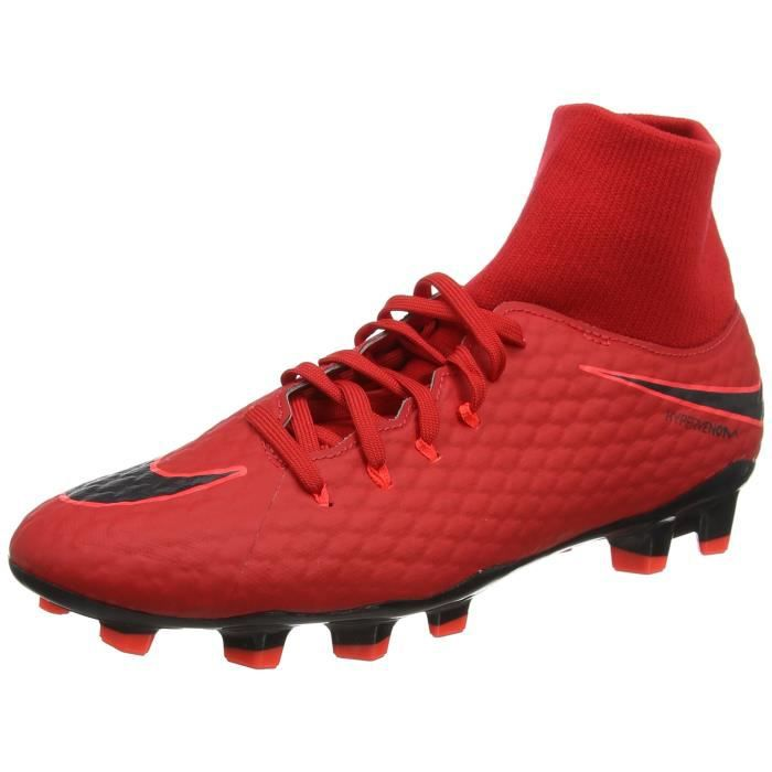 factory price 6dd0b 8dc20 Nike Hypervenom Phelon 3 Df Fg Footbal Chaussures pour hommes 1FM0I9  Taille-42