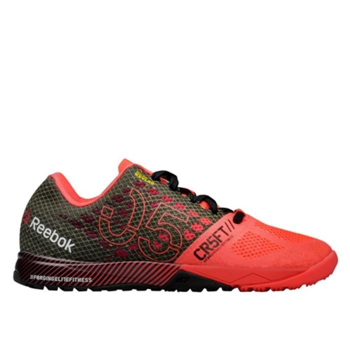 Chaussures Reebok Crossfit Nano 50 Prix pas cher Cdiscount