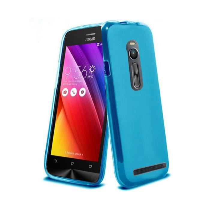 Coque housse tui asus zenfone 2 5 5 etui tpu silicone for Housse zenfone 4