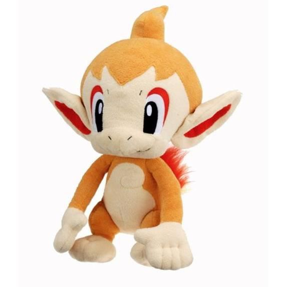Takaratomy pokemon chimchar ouisticram talking plush 10 - Pokemon ouisticram ...