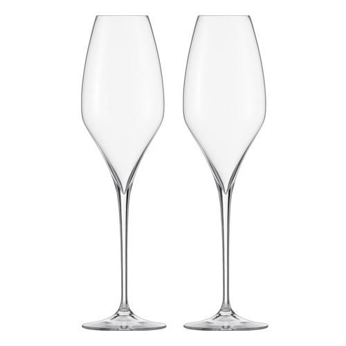 2 verres champagne the first zwiesel 1872 d gustez un excellent champagne dans ce verre. Black Bedroom Furniture Sets. Home Design Ideas