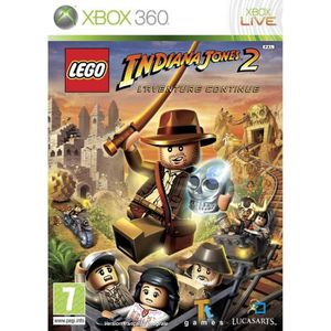 JEUX XBOX 360 LEGO INDIANA JONES 2