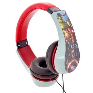 AVENGERS Casque audio Kidsafe