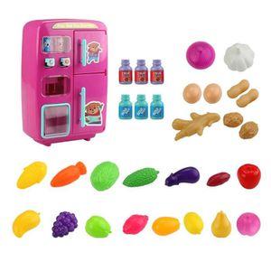 DINETTE - CUISINE Réfrigérateur de vente de jouet de cuisine des enf