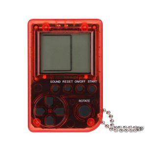 JEU CONSOLE RÉTRO Mini Retro Tetris Console de jeux étudiants Penden