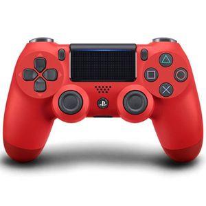MANETTE JEUX VIDÉO Manette PS4 DualShock 4 Rouge V2