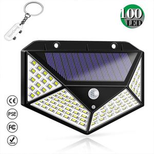 LAMPE DE JARDIN  Lampe Solaire Extérieur, 100 LED éclairage Extérie