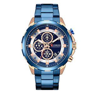 MONTRE Montre Bracelet CSYFK montres à quartz pour étanch