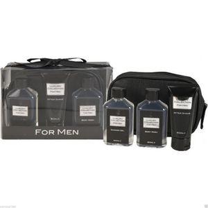 EAU DE PARFUM Coffret FOR MEN Parfum Musc Bien-être Bain Soins d
