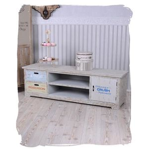 meuble shabby achat vente meuble shabby pas cher cdiscount. Black Bedroom Furniture Sets. Home Design Ideas