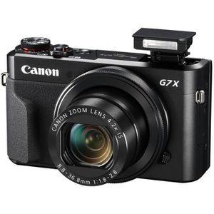 PACK APPAREIL COMPACT Canon PowerShot G7 X Mark II Premium Kit appareil